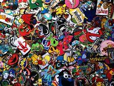 Patches Lot 20 Random Wholesale Sew Iron On Patch Mix Kids Hero Cartoon TV