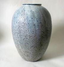 Heinz Pelzer Bodenvase 45 cm Keramik ceramic floor vase amazing studio pottery