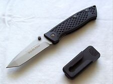 Smith & Wesson HRT Phantom Tantoklinge S&W Taschenmesser S & W pocket knife