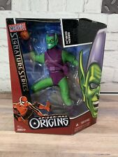 Hasbro Marvel Signature Series Spider-Man Origins Green Goblin Action Figure NEW