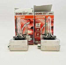 OPENBOX D3S Osram Night Breaker Laser HID Xenon Headlight Bulbs 2 Bulbs MC116