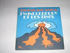 TWINKLEBERRY & LES TIM'S 45T FR. LONG CHRIS