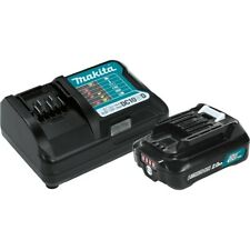 12V CXT 2.0 Ah Battery and Charger Starter Pack Makita BL1021BDC1