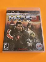 🔥 PS3 PLAYSTATION 3 🔥 💯 COMPLETE WORKING GAME 🔥 MASS EFFECT 2 🔥