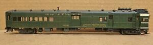 Balboa  ATSF M 180 Gas Electric Santa Fe PaintedBrass HO