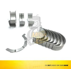 Main Bearing Set For Ford F250 F350 Super Duty FX2 FX4 F150 6.2L - SIZE 010