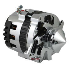 Tuff-Stuff Alternator 8206NA; 125 Amp Chrome CS130D Internal for 96-00 GM Trucks