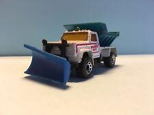 Diecast Matchbox Highway Maintenance Truck Wear & Tear Good Condition