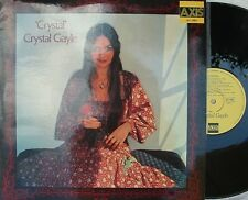 Crystal Gayle OZ Reissue LP Crystal NM Country Pop Axis AX1083