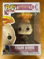 "New Pop Vinyl: Garbage Pail Kids - Adam Bomb 3.75"" Funko Vinyl VAULTED"