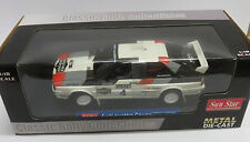 1/18 AUDI QUATTRO COUPE Janner Rallye 1981 F. WITTMAN