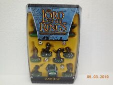 Lord of the Rings ~ Tradeable Miniatures Game ~ Starter Set ~ Combat Hex