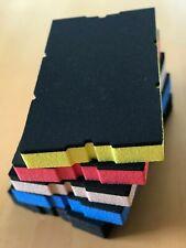 Koffereinlage Hart-Schaumstoff Sortimo L-BOXX Mini in 5 Farben 30mm, 5 Stck.