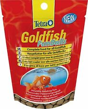 Tetra Goldfish Cold Water Fun Balls Fish Food 20g