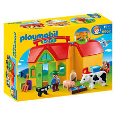 Playmobil 123 My Take Along Farm 6962 NEW