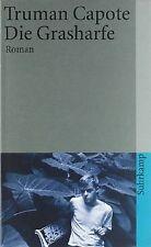 Die Grasharfe: Roman (suhrkamp taschenbuch) von Capote, ... | Buch | Zustand gut