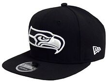 SEATTLE SEAHAWKS New Era 9Fifty NFL Original Fit black Baseball Snapback Cap