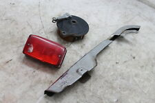 1982-1986 HONDA CB450 CB 450 NIGHTHAWK PARTS LOT BRAKE LIGHT GUARD HUB PLATE