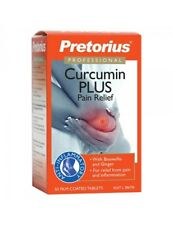 Pretorius Curcumin PLUS Pain Relief 50's - Relief of joint pain and inflammation