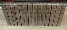 14 Vol Set: Little Journeys Homes Of The Great Hardcover Memorial Ed. {Hubbard}