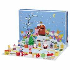 Peppa Pig 2020 Advent Calendar inc Peppa & Friends - Create a Christmas Scene