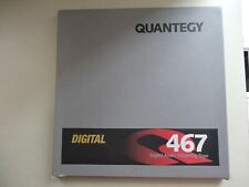More details for quantegy digital 467 1/2 inch x 7200ft  reel to reel tape