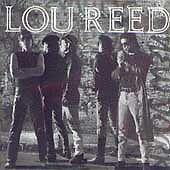 Lou Reed - New York (CD Album 1995) FREEPOST