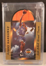 Upper Deck Authenticated Penny Hardaway All-NBA First Team #ed Card