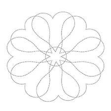 1125:  Machine Embroidery Designs - Quilt Motifs II