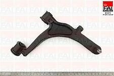 TRACK CONTROL ARM FRONT RIGHT LOWER FITS VAUXHALL NISSAN RENAULT FAI SS4228