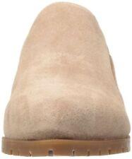 Zapatos planos de mujer Nine West color principal marrón de piel