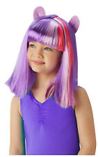 Rubie's Official My Little Pony Twilight Sparkle Wig Child's Fancy Dress