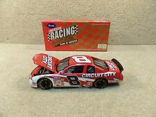 New 1998 Action 1:24 Diecast NASCAR Hut Stricklin Circuit City CW Bank #8 1-1500