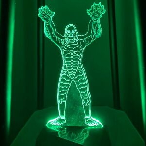 Creature from the Black Lagoon (Gill man) light