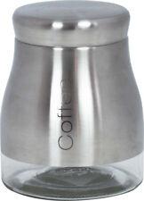 Sabichi 102584 Stainless Steel Coffee Storage Jar
