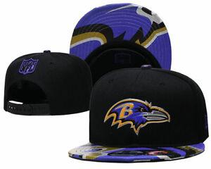 Baltimore Ravens #1.1 NFL CAP HAT New Era 59Fifty Snapback