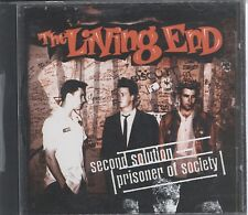 The Living End - Second Solution / Prisoner Of Society CD