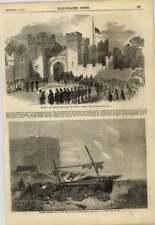 1858 cangrejo y langosta Shore funeral ADML Lord Lyons causas penales