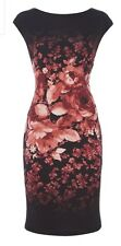 Gorgeous ROMAN ORIGINALS Floral Dress Size 20 BNWT Wedding Christening Cruise