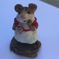 Wee Forest Folk - M-80 Valentines gift - Original from 1982, SAME DAY FREE SHIP