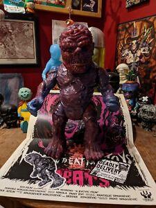 Retroband MEATS purple marble Unbox Bemon Zollmen Kaiju NEW