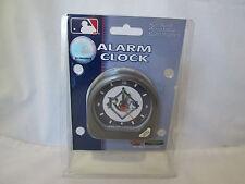 New MLB Tampa Bay Rays Travel Desk Alarm Clock WinCraft Sports MIP