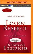 Love & Respect: The Love She Most Desires; The Respect He Desperately Needs (MP3