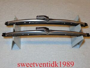 'NOS' Trico Wipers Blades.....Made in England.....9 inch....1972-73 MG Midget