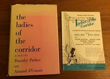 THE LADIES OF THE CORRIDOR - D. Parker - 1954 - with Fireside Theatre Programme
