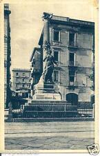 cm 210 1933 SALERNO - Monumento ai Martiri  - viagg FP Ed. Dalle Nogare Armetti
