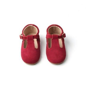 Hard-Sole Toddler Mary Jane, Baby Tbar Shoes, Toddler Moccasins T-Bar Toddlers