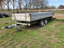 PKW Anhänger Hochlader 2500 kg; 400x200cm