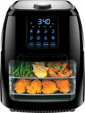 CHEFMAN - 6L Digital Multi-Function Air Fryer - Black