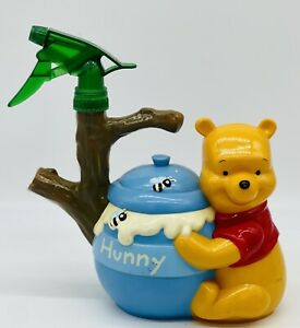 winnie the pooh Hunny bottle spray 3D plants vintage Unique